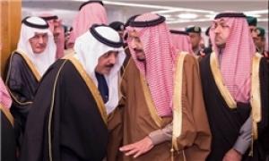 برکناری ولیعهد عربستان