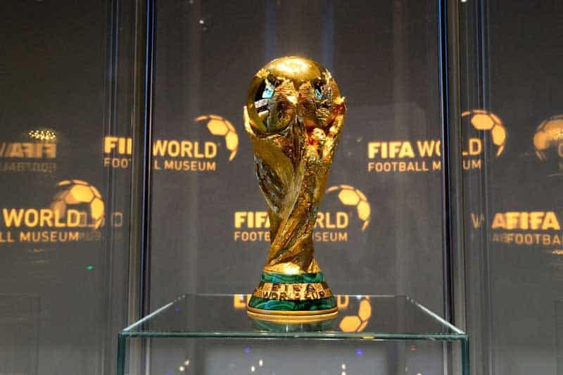 قهرمان جام های جهانی