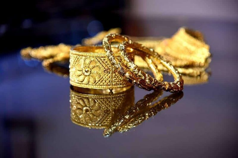 درخشندگی طلا
