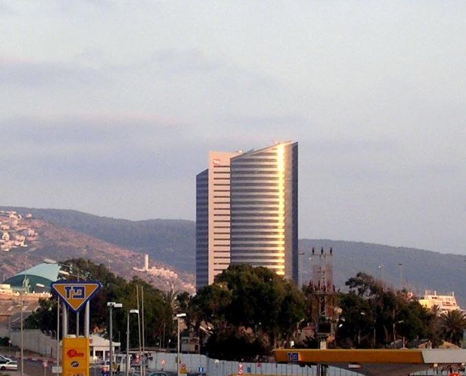 ساختمان مرکزی یافا
