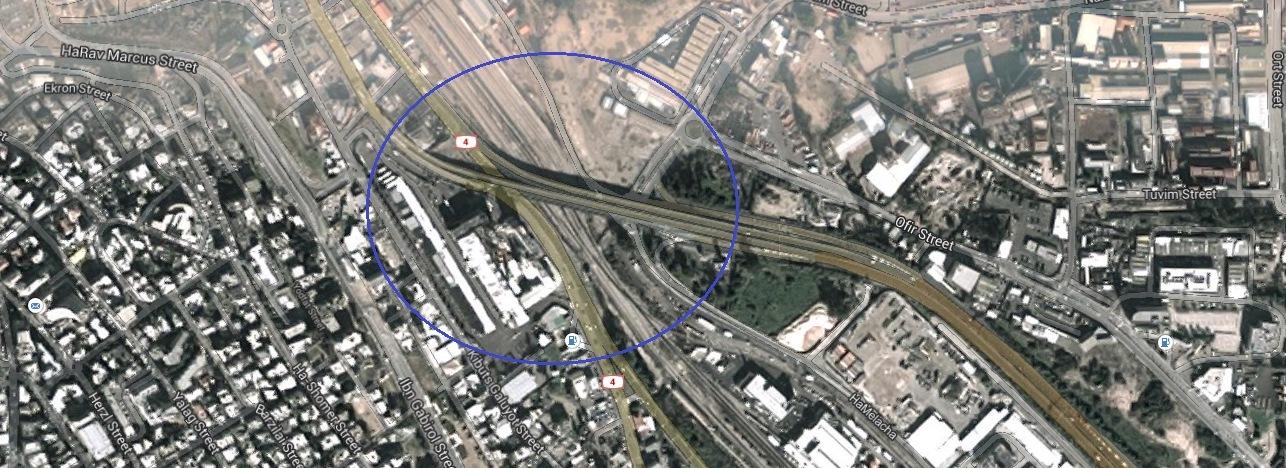 ایستگاه راهآهن حیفا