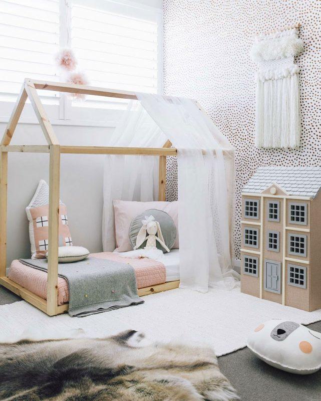 چیدمان اتاق کودک به سبک مونته سوری