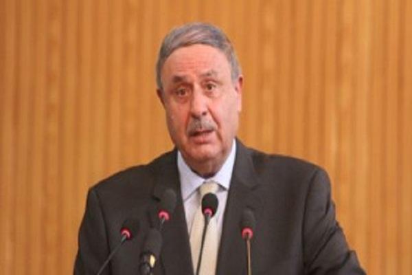 وزیر داخله افغانستان