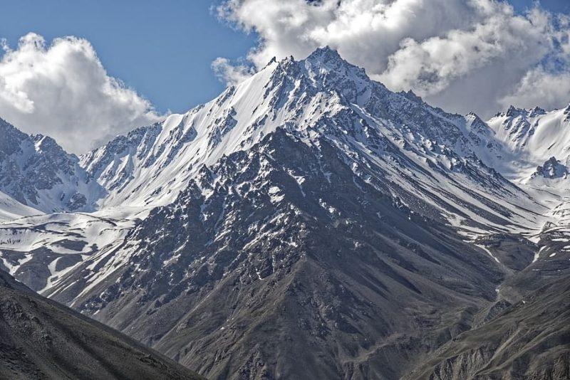 رشته کوههای پامیر