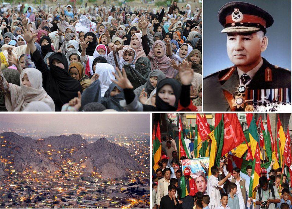 هزاره های کویته