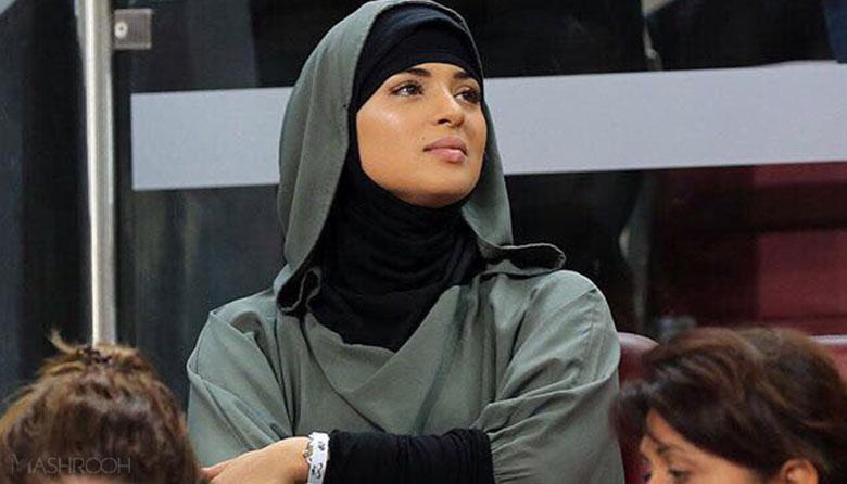 همسر محمد صلاح