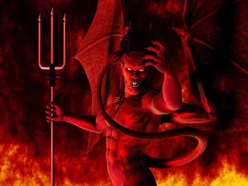 داستان شیطان و حضرت آدم