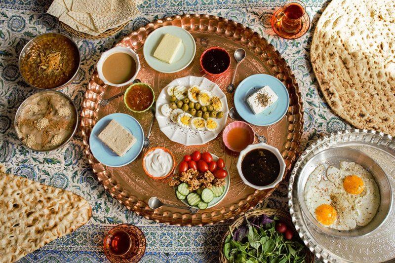تغذیه مناسب ماه رمضان در ایام کرونایی