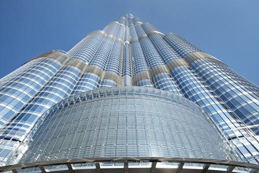 گشت و گذار در برج خلیفه