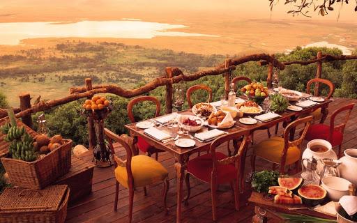 رمانتیک ترین رستوران های جهان