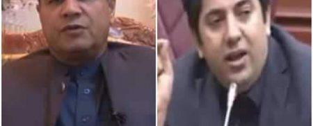 اقدام شجاعانه اعضای پشتون پارلمان