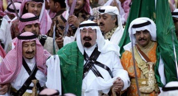 حمایت عربستان از داعش